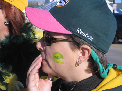 Packer Fan Photos